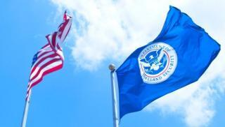 The American and DHS flags - Learn about FLETC's history.