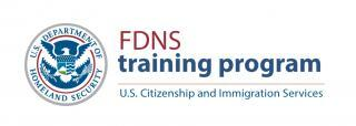 Fraud Detection and National Security Deirectorate Officer Training Program