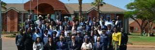FLETC Staff - Gaborone