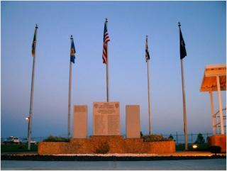 The Indian Country Law Enforcement Officers Memorial is located in Artesia, New Mexico.