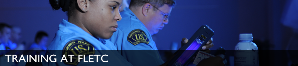Search the Training Catalog | FLETC